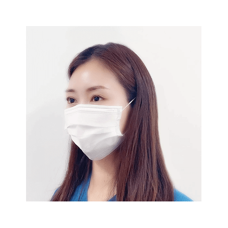 Bitoway Medical Disposable Mask Adult Version 50 Pieces