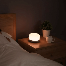 Yeelight LED smart colorful bedside lamp D2