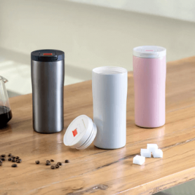 Funhome Portable leak-proof coffee cup